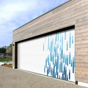 modern garage door project custom made for a san francisco bay modern garage doors - therobotechpage